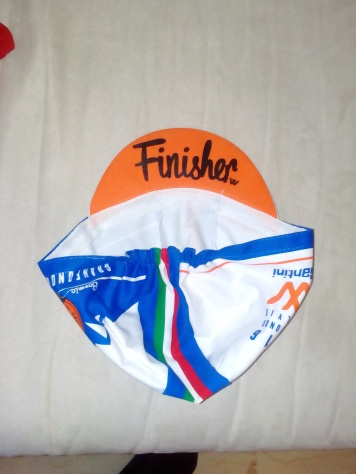 L'ambito Cappellino FINISHER